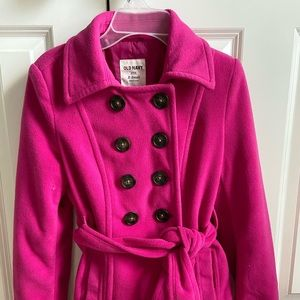 Child's Peacoat